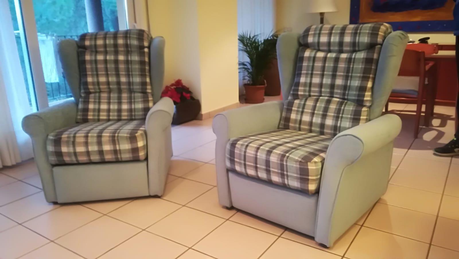 Venta sofas de fabrica en terrassa reparacion y - Telas terrassa ...